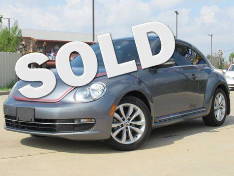 2013 Volkswagen Beetle Coupe 2.0L TDI w/Sun/Sound/Nav | Houston, TX | American Auto Centers in Houston, TX
