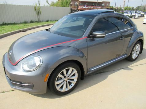 2013 Volkswagen Beetle Coupe 2.0L TDI w/Sun/Sound/Nav | Houston, TX | American Auto Centers in Houston, TX