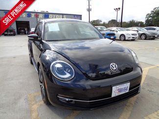 2013 Volkswagen Beetle Coupe 20T Turbo wSunSoundNav  city TX  Texas Star Motors  in Houston, TX