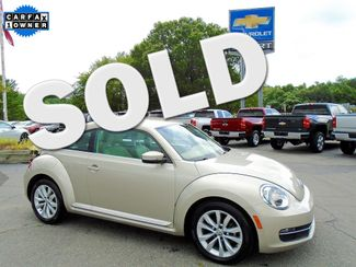 2013 Volkswagen Beetle Coupe 2.0L TDI Madison, NC