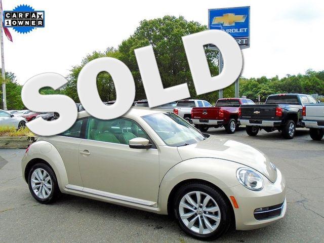 2013 Volkswagen Beetle Coupe 2.0L TDI Madison, NC