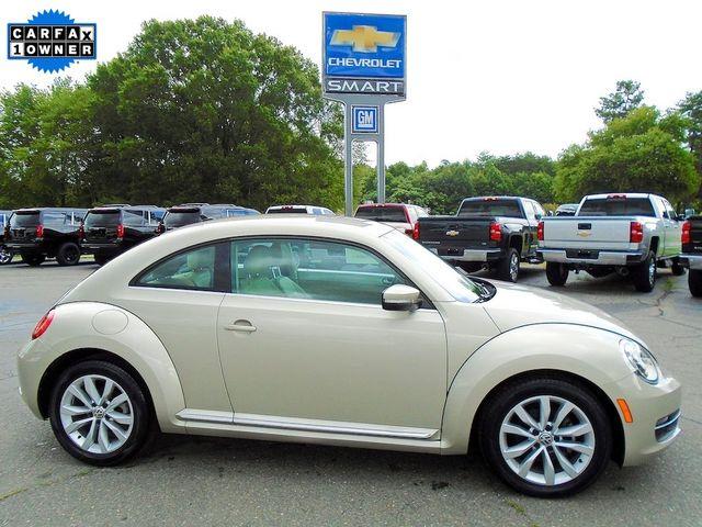 2013 Volkswagen Beetle Coupe 2.0L TDI Madison, NC 1