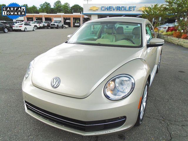 2013 Volkswagen Beetle Coupe 2.0L TDI Madison, NC 12