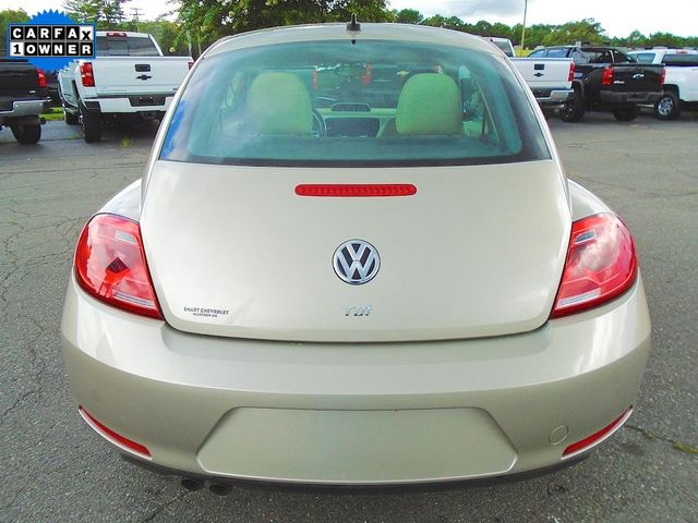 2013 Volkswagen Beetle Coupe 2.0L TDI Madison, NC 5