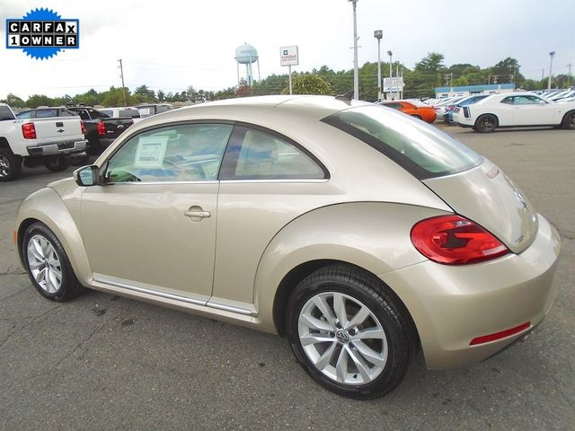 2013 Volkswagen Beetle Coupe 2.0L TDI Madison, NC 7
