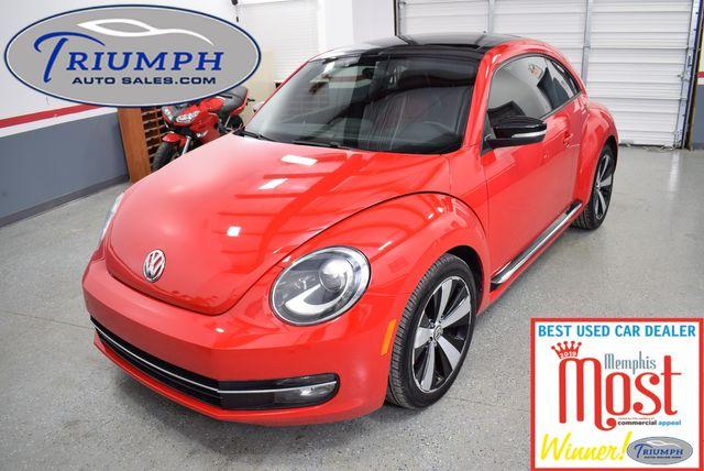 2013 Volkswagen Beetle Coupe 2.0T Turbo w/Sun/Sound/Nav
