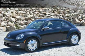 2013 Volkswagen Beetle Coupe 2.0T Turbo Fender Edition Naugatuck, Connecticut