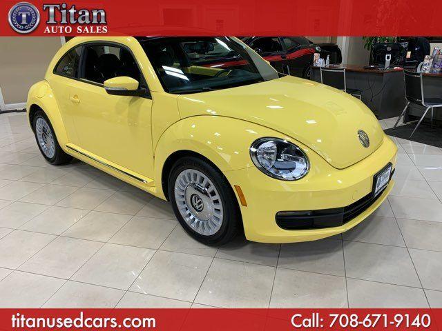 2013 Volkswagen Beetle Coupe 2.5L w/Sun