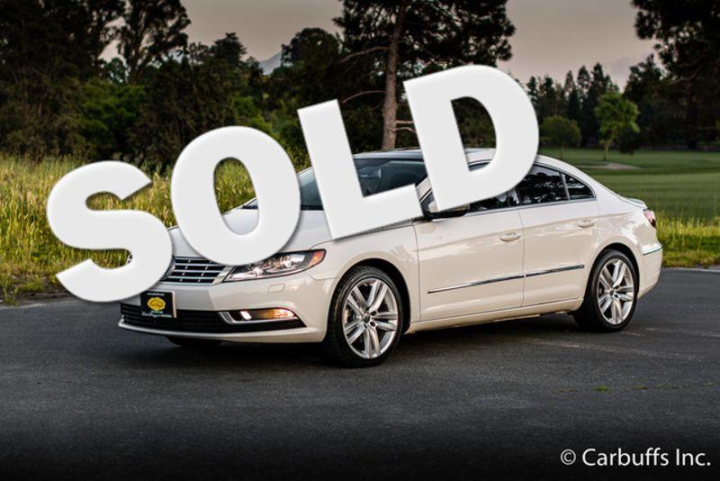 2013 Volkswagen CC Luxury | Concord, CA | Carbuffs