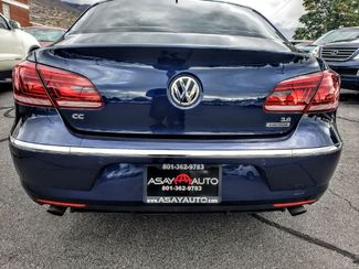 2013 Volkswagen CC VR6 Executive 4Motion LINDON, UT 9