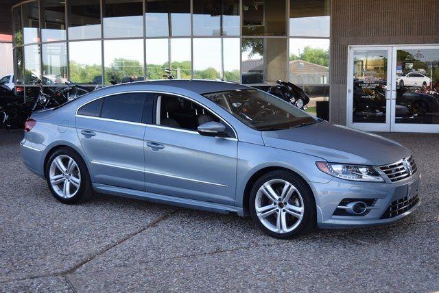 2013 Volkswagen CC 2.0T Sport Plus