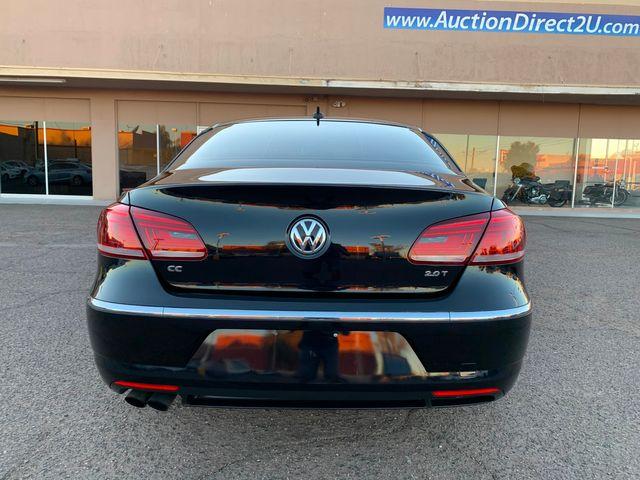 2013 Volkswagen CC R-Line 3 MONTH/3,000 MILE NATIONAL POWERTRAIN WARRANTY Mesa, Arizona 3