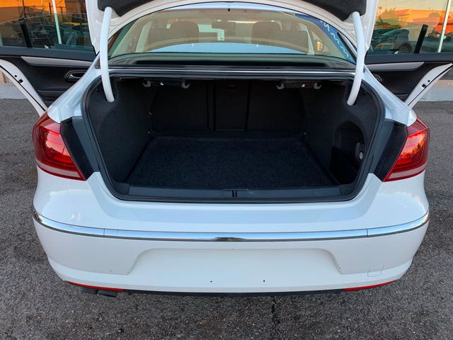 2013 Volkswagen CC SPORT 3 MONTH/3,000 MILE NATIONAL POWERTRAIN WARRANTY Mesa, Arizona 11