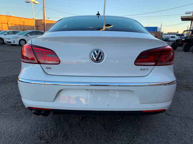 2013 Volkswagen CC SPORT 3 MONTH/3,000 MILE NATIONAL POWERTRAIN WARRANTY Mesa, Arizona 3