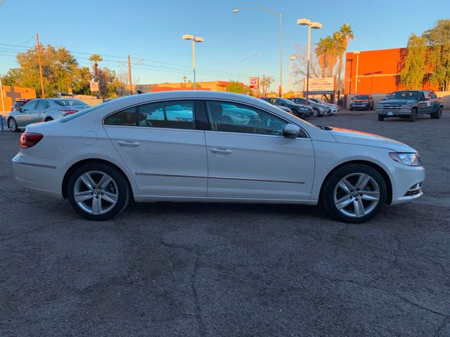 2013 Volkswagen CC SPORT 3 MONTH/3,000 MILE NATIONAL POWERTRAIN WARRANTY Mesa, Arizona 5