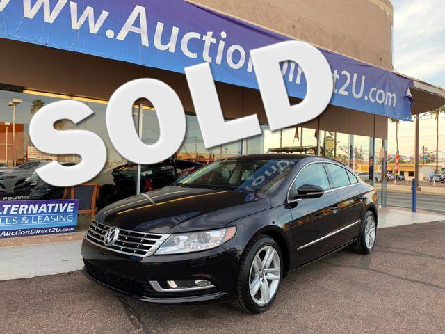 2013 Volkswagen CC Sport 3 MONTH/3,000 MONTH NATIONAL POWERTRAIN WARRANTY Mesa, Arizona