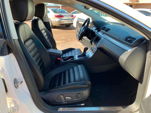 2013 Volkswagen CC SPORT 3 MONTH/3,000 MILE NATIONAL POWERTRAIN WARRANTY Mesa, Arizona 13