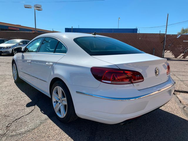 2013 Volkswagen CC SPORT 3 MONTH/3,000 MILE NATIONAL POWERTRAIN WARRANTY Mesa, Arizona 2