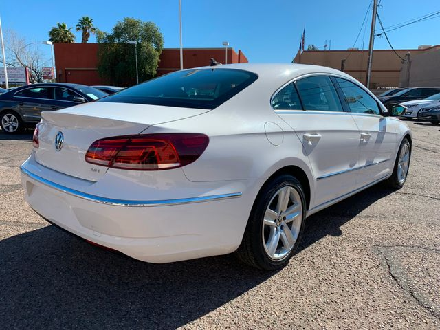 2013 Volkswagen CC SPORT 3 MONTH/3,000 MILE NATIONAL POWERTRAIN WARRANTY Mesa, Arizona 4