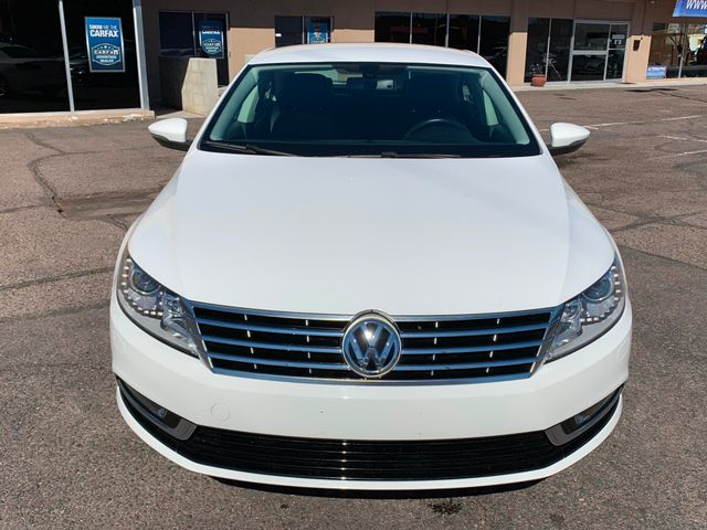 2013 Volkswagen CC SPORT 3 MONTH/3,000 MILE NATIONAL POWERTRAIN WARRANTY Mesa, Arizona 7