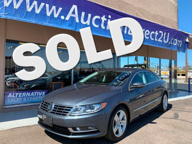2013 Volkswagen CC Sport 3 MONTH/3,000 MILE NATIONAL POWERTRAIN WARRANTY Mesa, Arizona