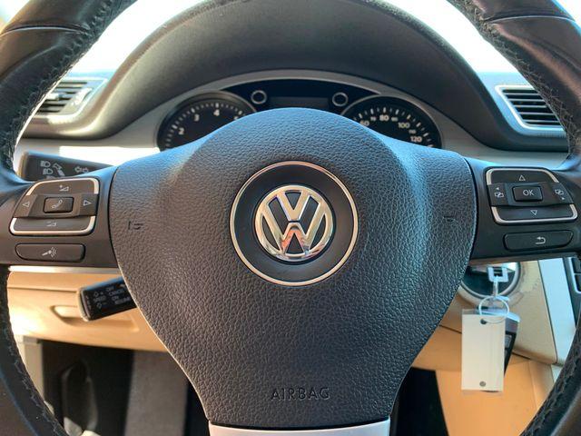 2013 Volkswagen CC Sport 3 MONTH/3,000 MILE NATIONAL POWERTRAIN WARRANTY Mesa, Arizona 16