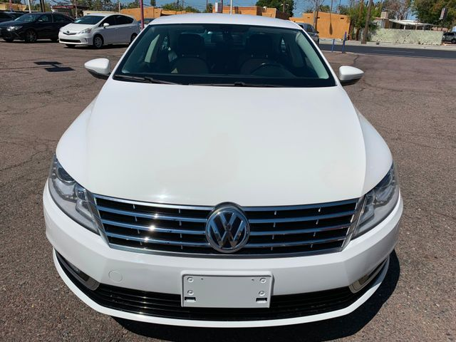 2013 Volkswagen CC Sport 3 MONTH/3,000 MILE NATIONAL POWERTRAIN WARRANTY Mesa, Arizona 7