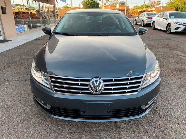 2013 Volkswagen CC Sport 3 MONTH/3,000 MILE NATIONAL POWERTRAIN WARRANTY Mesa, Arizona 4