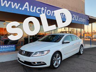 2013 Volkswagen CC Sport Plus 3 MONTH/3,000 MILE NATIONAL POWERTRAIN WARRANTY Mesa, Arizona