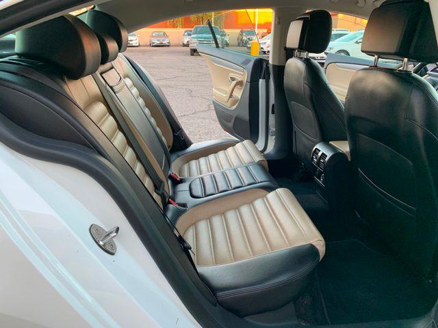 2013 Volkswagen CC Sport Plus 3 MONTH/3,000 MILE NATIONAL POWERTRAIN WARRANTY Mesa, Arizona 13