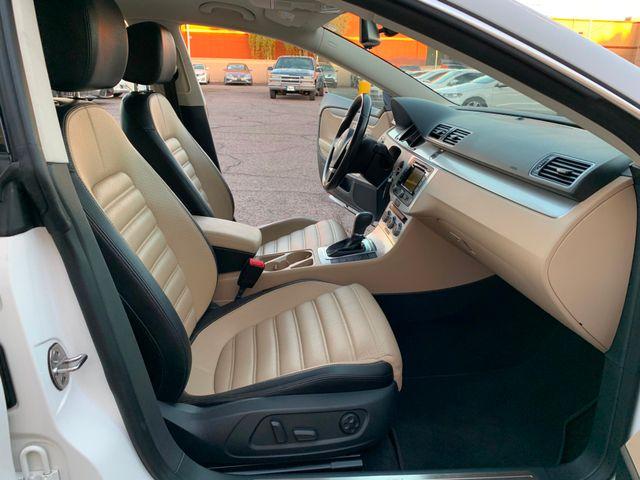 2013 Volkswagen CC Sport Plus 3 MONTH/3,000 MILE NATIONAL POWERTRAIN WARRANTY Mesa, Arizona 14