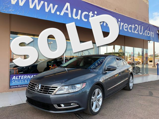 2013 Volkswagen CC Sport Plus 3 MONTH/3,000 MILE NATIONAL POWERTRAIN WARRANTY Mesa, Arizona