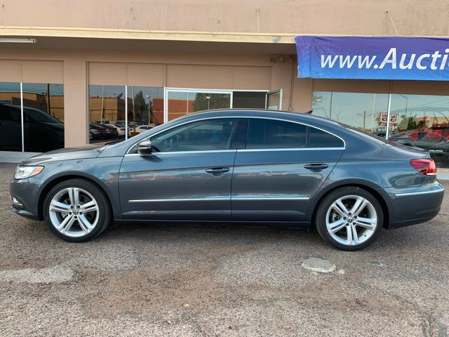 2013 Volkswagen CC Sport Plus 3 MONTH/3,000 MILE NATIONAL POWERTRAIN WARRANTY Mesa, Arizona 1