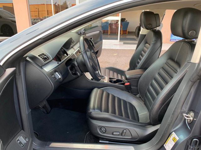 2013 Volkswagen CC Sport Plus 3 MONTH/3,000 MILE NATIONAL POWERTRAIN WARRANTY Mesa, Arizona 10