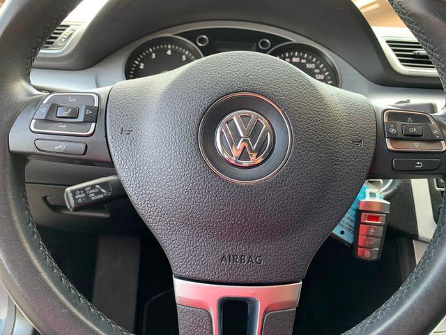 2013 Volkswagen CC Sport Plus 3 MONTH/3,000 MILE NATIONAL POWERTRAIN WARRANTY Mesa, Arizona 17