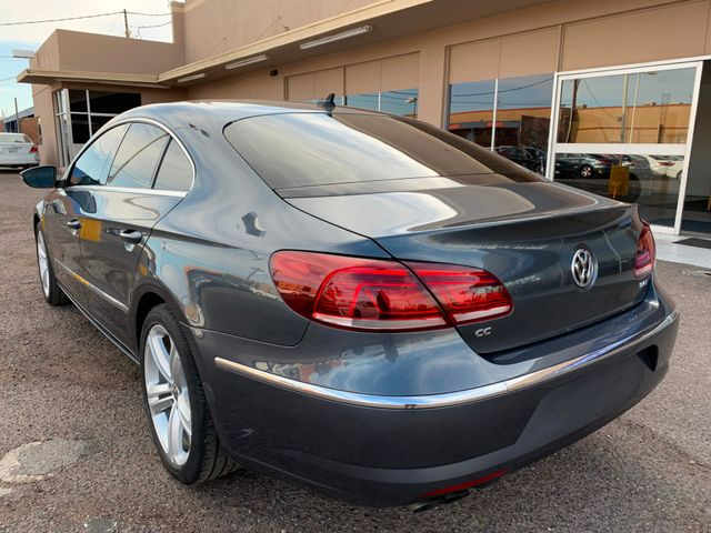 2013 Volkswagen CC Sport Plus 3 MONTH/3,000 MILE NATIONAL POWERTRAIN WARRANTY Mesa, Arizona 2