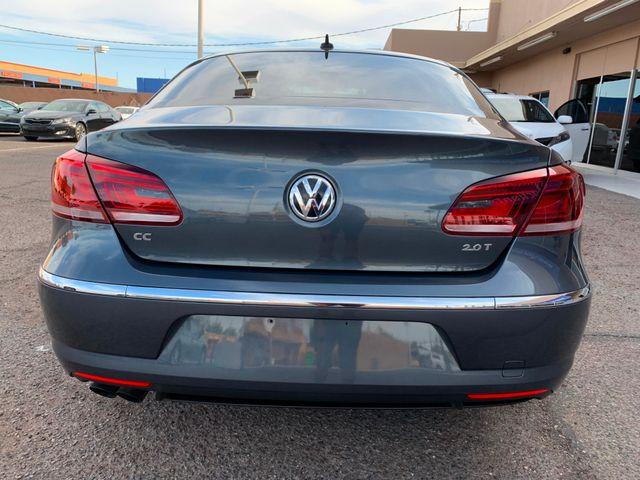 2013 Volkswagen CC Sport Plus 3 MONTH/3,000 MILE NATIONAL POWERTRAIN WARRANTY Mesa, Arizona 3