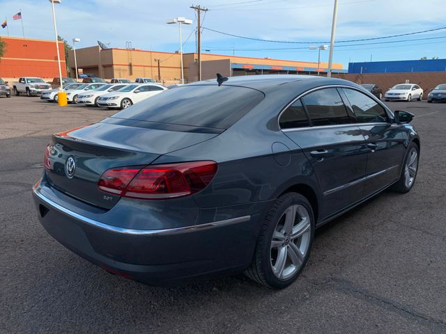 2013 Volkswagen CC Sport Plus 3 MONTH/3,000 MILE NATIONAL POWERTRAIN WARRANTY Mesa, Arizona 4