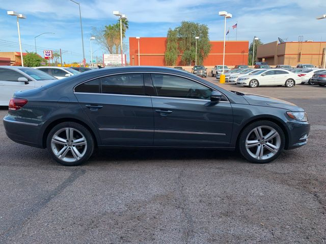 2013 Volkswagen CC Sport Plus 3 MONTH/3,000 MILE NATIONAL POWERTRAIN WARRANTY Mesa, Arizona 5