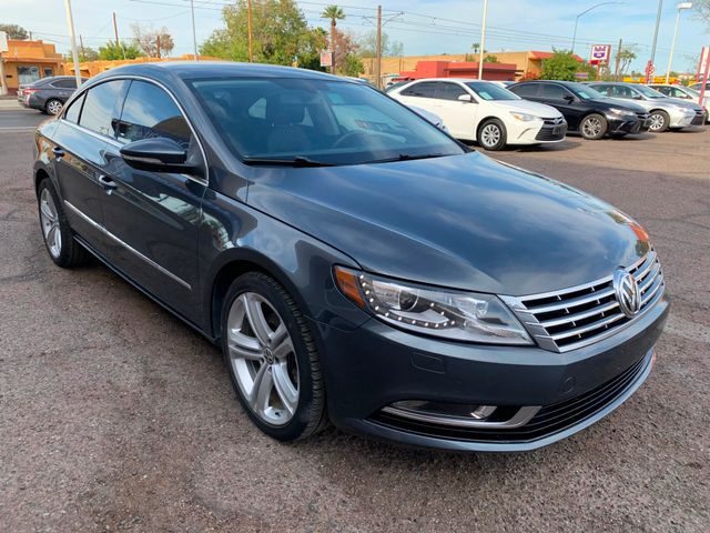 2013 Volkswagen CC Sport Plus 3 MONTH/3,000 MILE NATIONAL POWERTRAIN WARRANTY Mesa, Arizona 6