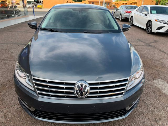 2013 Volkswagen CC Sport Plus 3 MONTH/3,000 MILE NATIONAL POWERTRAIN WARRANTY Mesa, Arizona 7