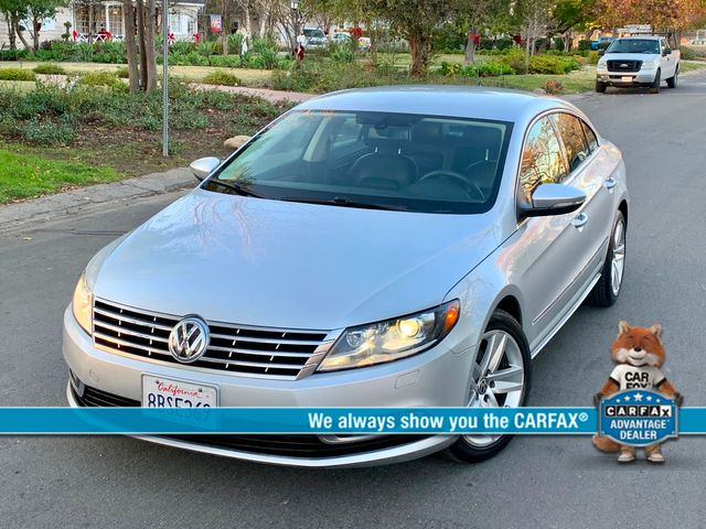 2013 Volkswagen CC SPORT XENON LEATHER NEW TIRES MOONROOF SERVICE RECORDS