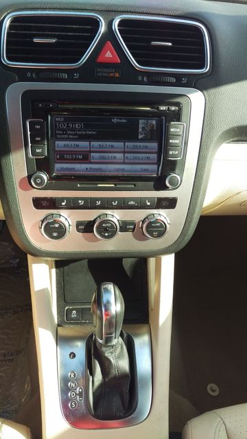 2013 Volkswagen Eos Komfort in Amelia Island, FL 32034