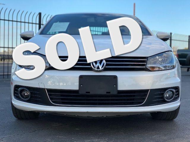 2013 Volkswagen Eos Komfort in San Antonio, TX 78233