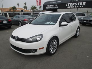 2013 Volkswagen Golf TDI w/Sunroof in Costa Mesa California, 92627