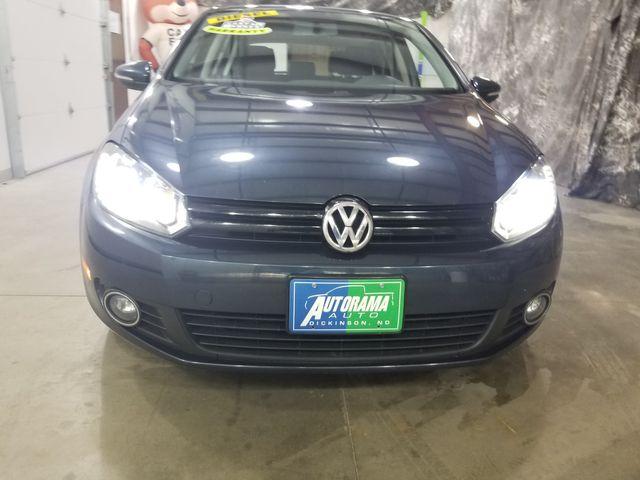 2013 Volkswagen Golf TDI w/Tech Pkg in Dickinson, ND 58601