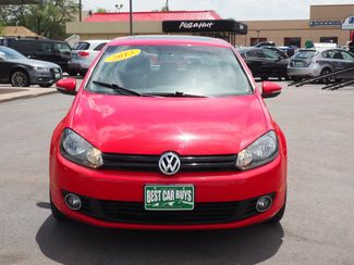 2013 Volkswagen Golf TDI w/Sunroof & Nav Englewood, CO 1