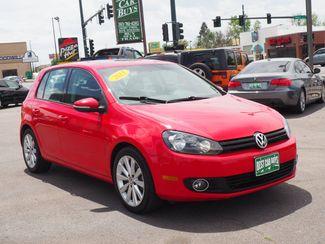 2013 Volkswagen Golf TDI w/Sunroof & Nav Englewood, CO 2