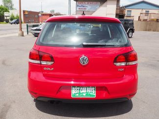2013 Volkswagen Golf TDI w/Sunroof & Nav Englewood, CO 6