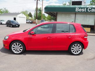 2013 Volkswagen Golf TDI w/Sunroof & Nav Englewood, CO 8